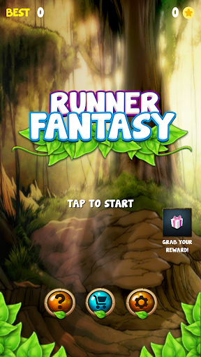 Runner Fantasy - New Games 2020 screenshots 1