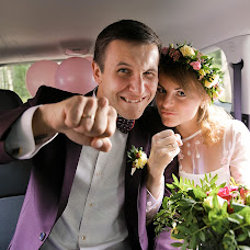 Wedding photographer Sergey Uglov (SerjUglov). Photo of 09.10.2017