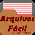 Arquivos Fácil - File Manager icon
