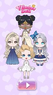 Vlinder Doll — Dress up Games Mod Apk (Free Shopping) 8