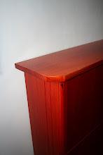 Photo: Kitchen storage detail - Sydney Blue Gum Christina