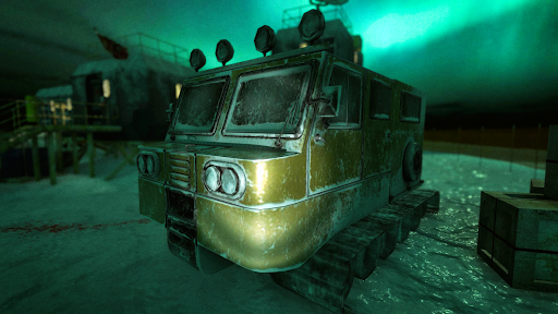 Antarctica 88: Scary Action Survival Horror Game screenshots 5