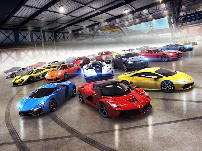 Asphalt 8: Airborne MOD (Unlimited Money) [Latest] 2