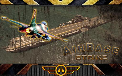 空军基地打击