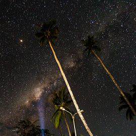by Zaudin Daud - Landscapes Starscapes