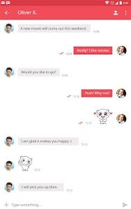 DateWay - Chat Meet New People screenshot 9