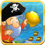 Gold Miner Ocean Icon