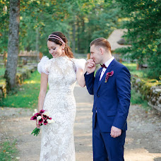 Wedding photographer Elena Gladkikh (EGladkikh). Photo of 07.10.2018