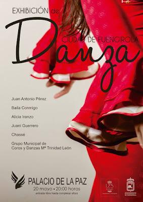 Exhibición de Danza Ciudad de Fuengirola