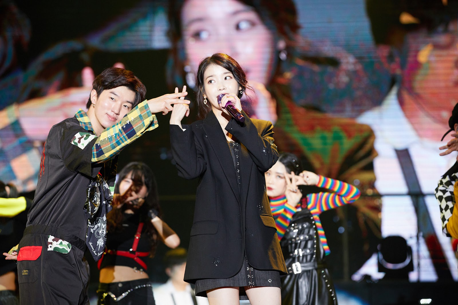 IU in Hong Kong 7