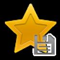 Bookmark Sort & Backup icon