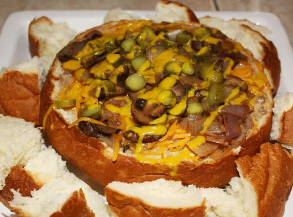 Cheeseburger Bowl Dip Recipe
