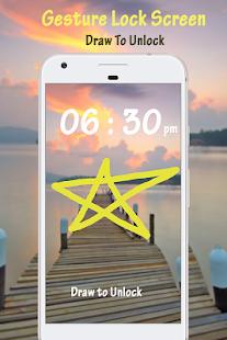 Photo Keypad Lockscreen - Screen Locker - náhled