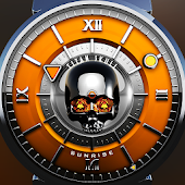 Sunrise Watch Face
