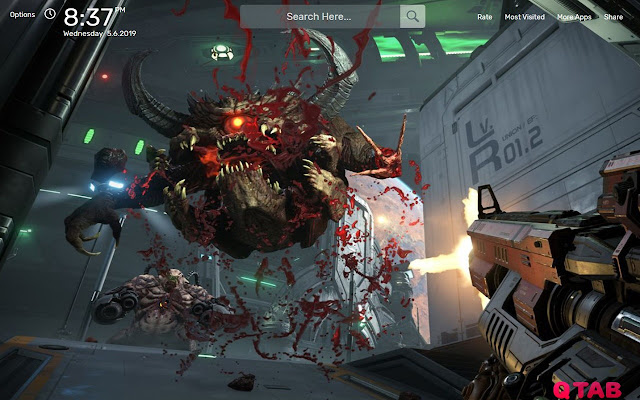 Doom Eternal Wallpapers Hd Theme