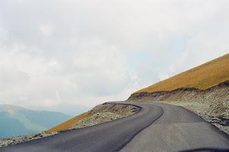 Photo: ...és elfogy az út