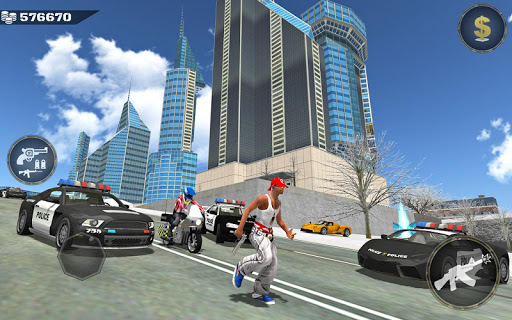 Real Gangster Simulator Grand City apkpoly screenshots 6