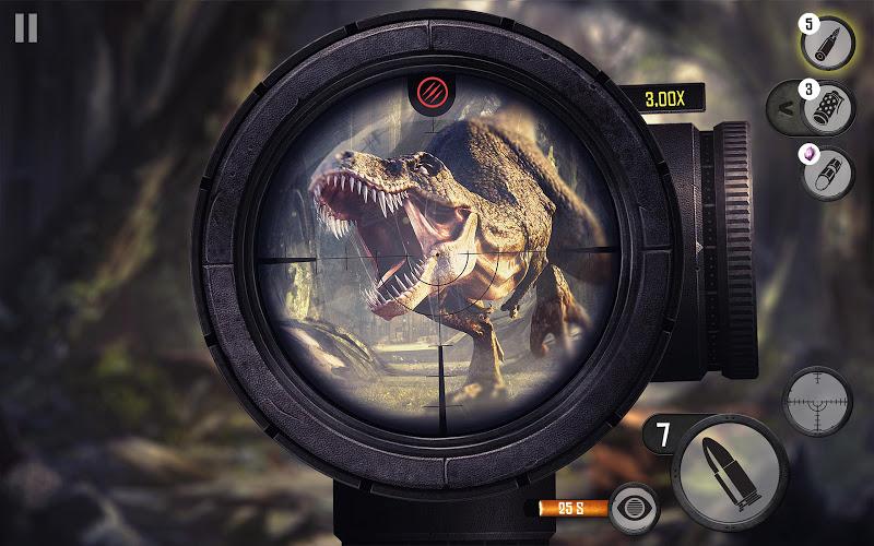 Best Sniper Legacy: Dino Hunt & Shooter 3D Screenshot 15