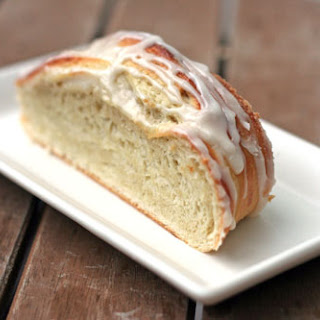 Vetebröd (Swedish Cardamom Bread).