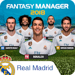 Real Madrid Fantasy Manager'18- Real football live Icon