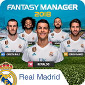 Real Madrid Fantasy Manager'18- Real football live
