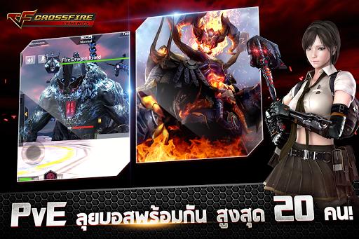 CF-CrossFire: Legends u0e40u0e01u0e21u0e2au0e4cu0e22u0e34u0e07u0e1bu0e37u0e19 FPS  screenshots EasyGameCheats.pro 4