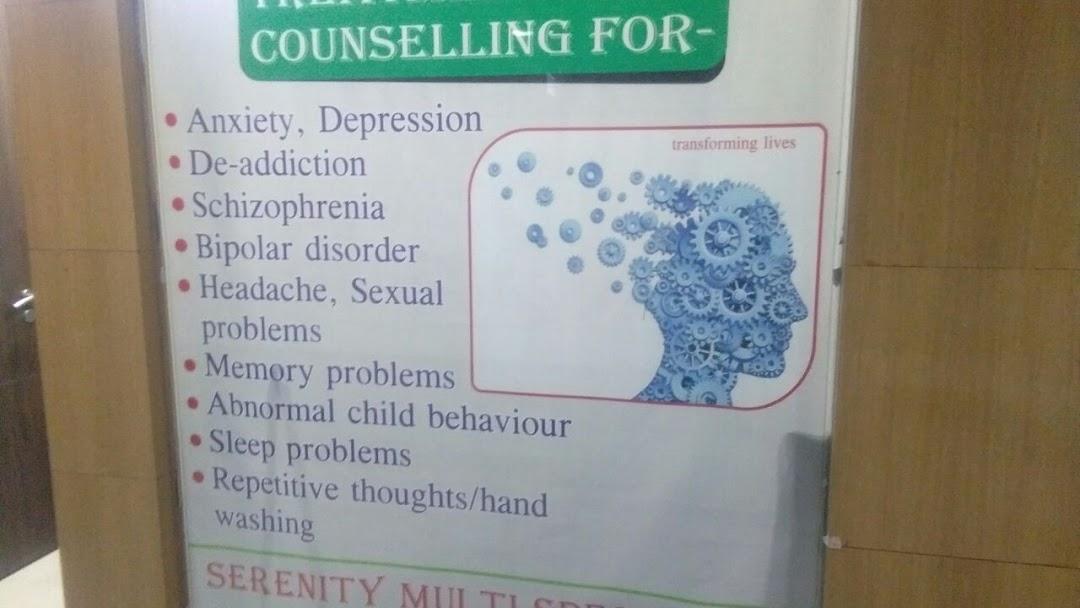 Dr Girish's Mind Care Clinic: Best Psychiatrist in Crossing