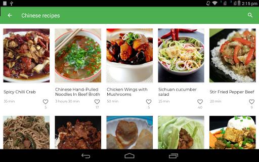 Asian Recipes 41.0.0 screenshots 12