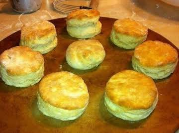 My Homemade Biscuits