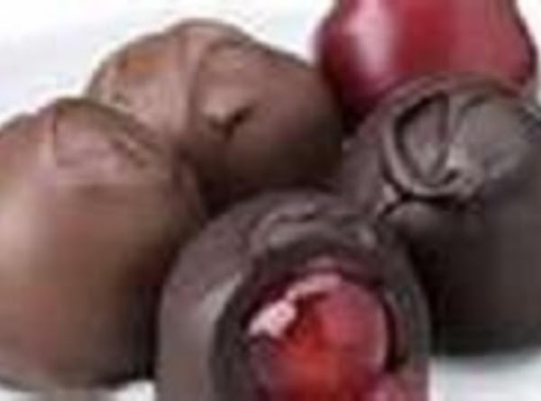 Chocolate Cherry Cordial Mousse Recipe