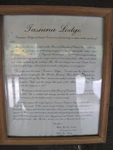 Photo: Historical Information about Tasnena Lodge