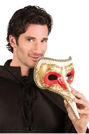 Venetiansk mask, vuxen
