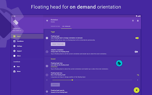 Rotation Pro Apk – Orientation Manager (Premium Unlocked) 10