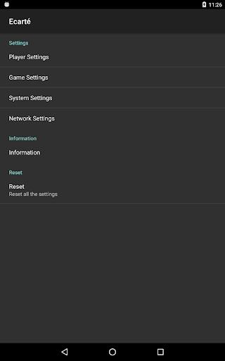 Ecarte 1.33 screenshots 5