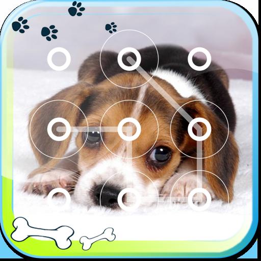 Puppy Lock Screen