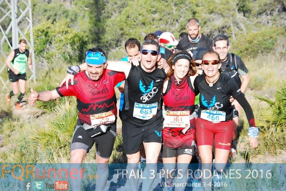 Trail 3 Pics Rodanes 2016 Vilamarxant
