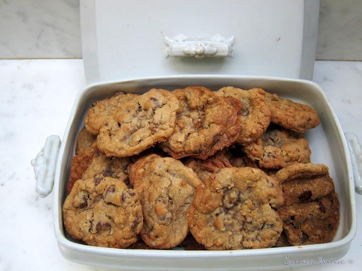 Oatmeal Cookies, Selma'S Best Ala Splendid Market Recipe
