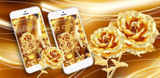 Rose Gold Wallpaper Mga App Sa Google Play