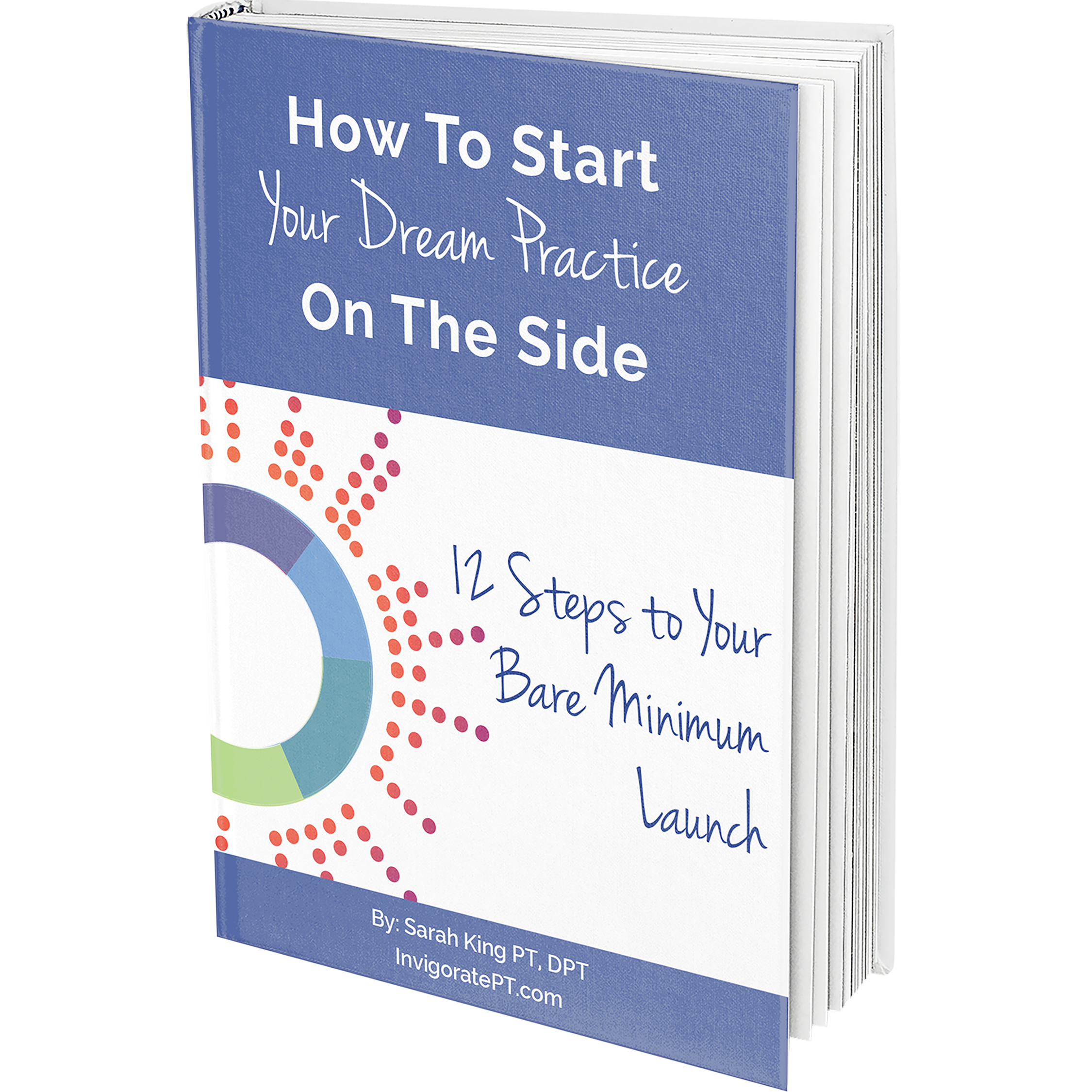 How to Start Your Dream Practice eBook Cover