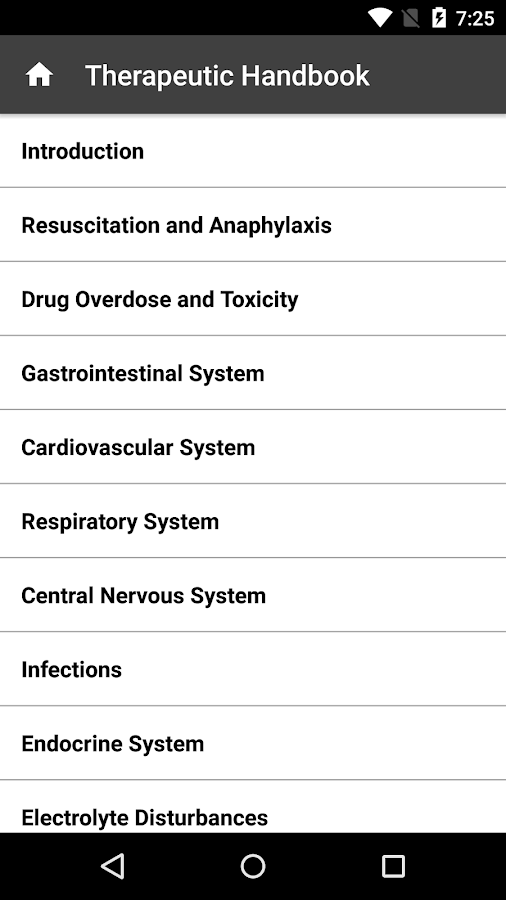 GGC Medicines- screenshot