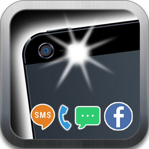 iFlash - Flash Alerts Call SMS (app)