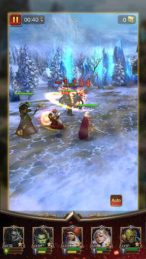 Land of Heroes-Lost Tales  captures d'u00e9cran 2