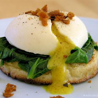 "Vegan Poached ""Egg"""