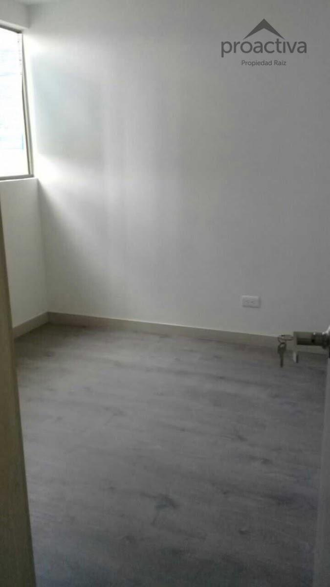 apartamento en arriendo vereda las lomitas 497-6689