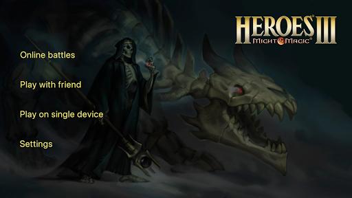 Heroes online battles. Magic and might 3 apktram screenshots 3