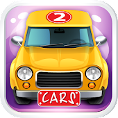 Animated puzzles cars 2