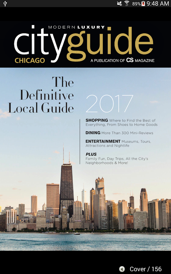 City Guide Chicago- screenshot