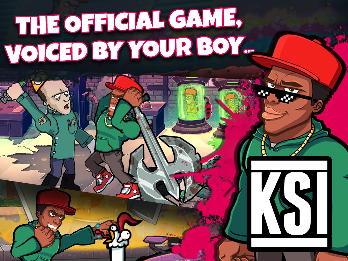 KSI Unleashed- screenshot