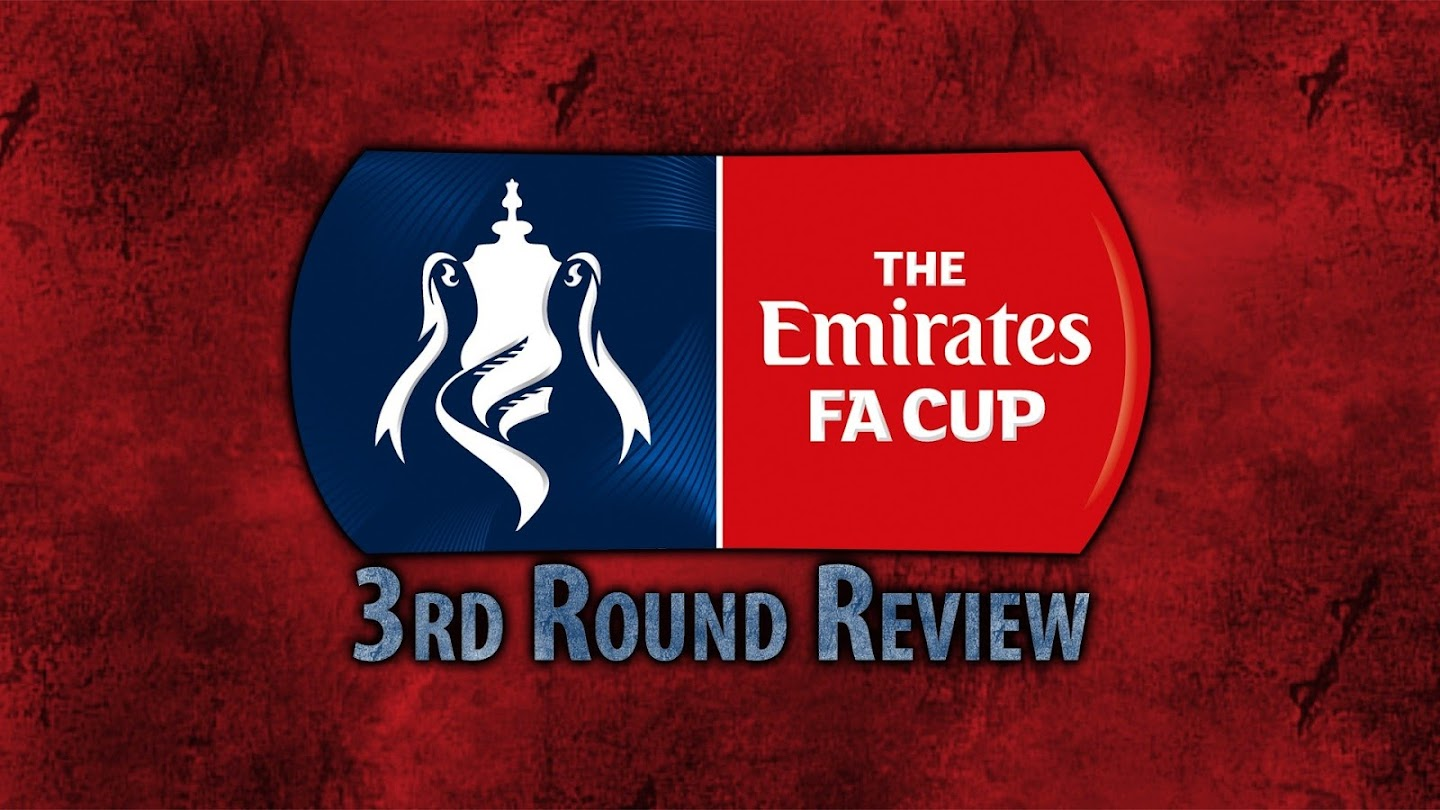 Watch FA Cup 3rd Round Review live