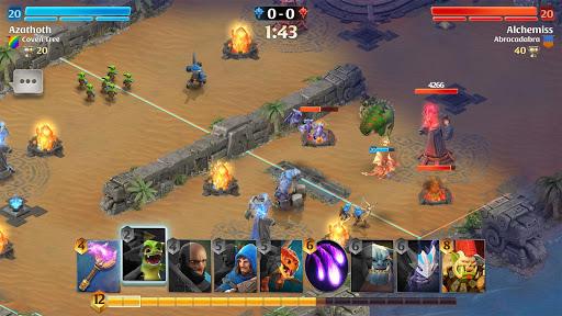 Arcane Showdown - Battle Arena filehippodl screenshot 6